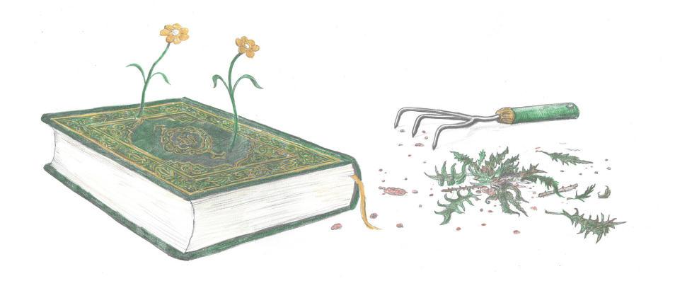 Tegning: Flu Hartberg